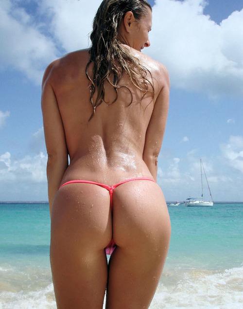 geiler heissen strand